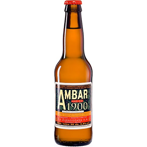 Ambar 1900 Reserva – Caja 12 botellas 33 cl.