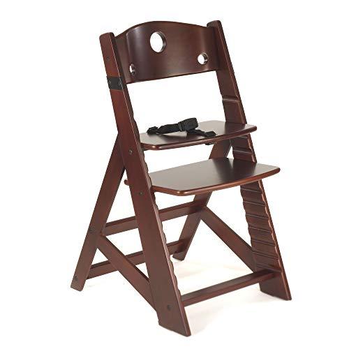 Keekaroo Height Right Kids High Chair (Mahogany)