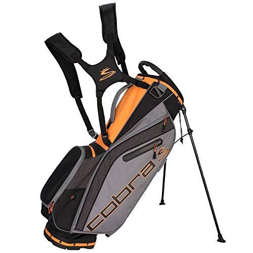 Cobra Golf Ultralight Sac sur Pied - Noir/Orange