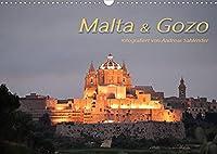 Malta & Gozo (Wandkalender 2022 DIN A3 quer): Stimmungsbilder der Mittelmeerinseln (Monatskalender, 14 Seiten )