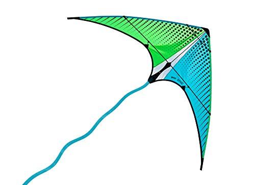Prism Stuntvlieger, Groen, 100 Cm