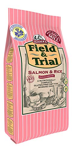 Skinners Hundefutter Field & Trial Salmon & Rice, 15 kg