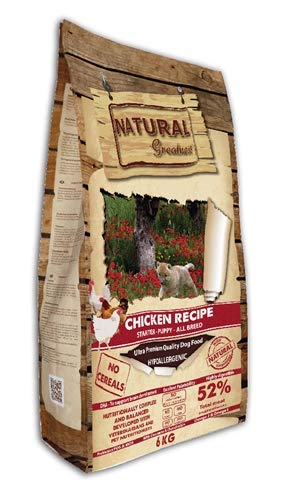 Natural Greatness Alimento Seco para Perros - 6000 gr