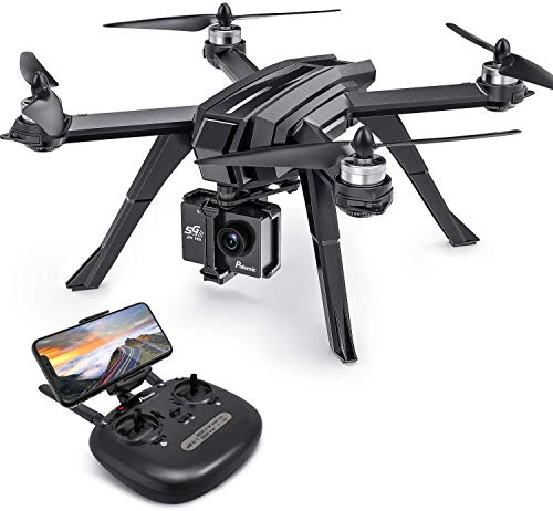 Potensic D85 Brushless GPS WiFi Drone with 2k camera for € 175