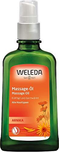 Weleda Bio Arnika Massage-Öl (2 x 100 ml)