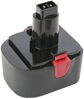 Lincoln 14V Battery Replacement (2100mAh, NICD) - Compatible with Model # 1444, Model # 1442, Model # 1401, AUTOMOTIVE GREASE GUN 14V, LUBRICATION 1401, LNI-1444, LNI-1442, LNI-1401, 1401, 1442, 1444, 14V FOR POWERLUBER GREASE GUNS, 14V GREASE GUN