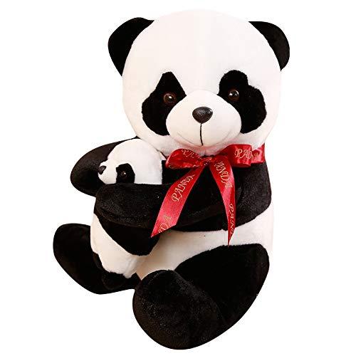 Juguetes 50 cm SIMULACIÓN Safe Panda Panda PLUSO PELOTOS PANTALLOS Pan Panda Panda para LA EDUCACIÓN DE NIÑOS Decoración del hogar Decent Cama Juguete