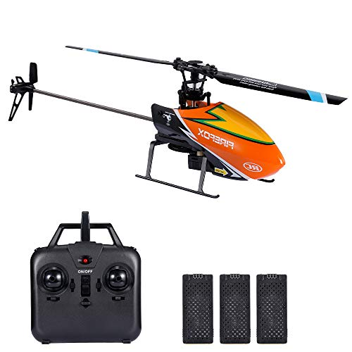 GoolRC C129 RC Helicopter for Adults and Kids, 4 Channel 2.4Ghz Remote...