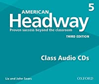 American Headway: Five: Class Audios CDs: Proven Success beyond the classroom