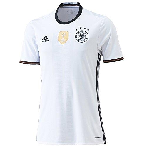 adidas Damen SVFF W H JSY Shirt Von 1er Mannschaftsbekleidung Schwedischeverband, Gold - (DORFUE), XS