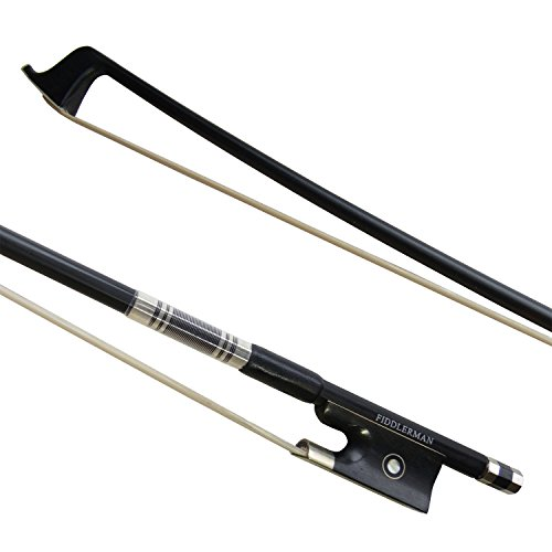 Fiddlerman Carbon Fiber Violin Bow 4/4