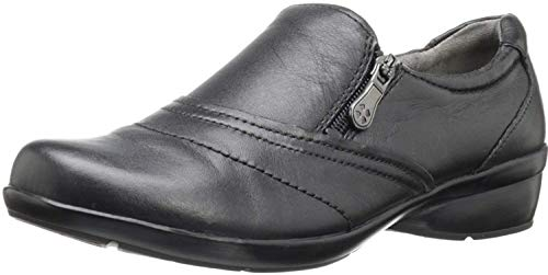 Naturalizer Women's Clarissa Slip-on Shoe,Black,8 M US