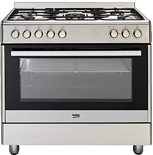 Beko GM 15020 DX Gas Electric Cooker...