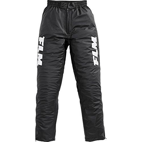 FLM Regenhose Damen und Herren wasserdicht Sports Stretch-Regenhose 1.0 schwarz 3XL, Herren, Multipurpose, Sommer, Textil
