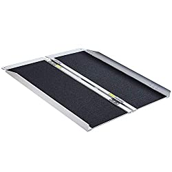 top rated Very wide – 31 inches wide, 36 inches long, 800 lbs capacity, wheelchair ramps, wheelchair ramps,… 2021
