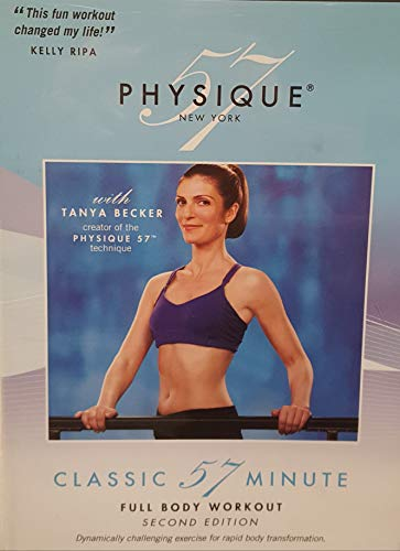 Physique 57 Classic 57 Minute Full Body Workout- 2nd Edition  (Packaging may vary)