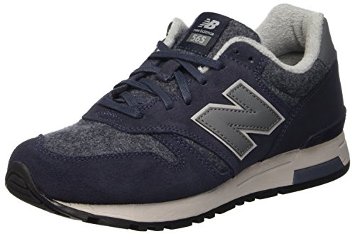 New Balance Herren 565 Laufschuhe, Mehrfarbig (Navy/GreyNavy/Grey), 42 EU