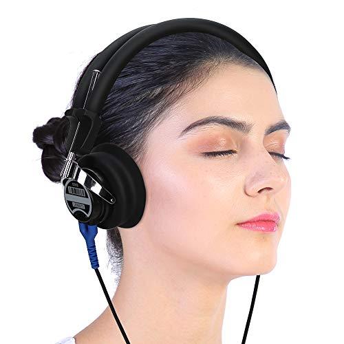 Audiómetros audiométricos para detección auditiva Audiómetros de conducción aérea de alta sensibilidad para uso hospitalario, escolar y doméstico, audífonos audiómetros de conducción aérea pro