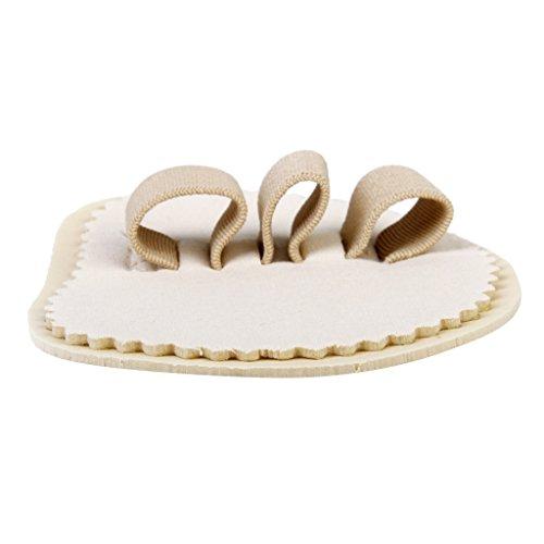 chiwanji Zehentrenner Hammer Toe Straightener Zehentrenner Korrigieren Sie Krumme Zehen Cured Toe Hammer Toe