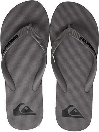 Quiksilver Molokai, Zapatos de Playa y Piscina para Hombre, Gris (Grey Xsss), 44 EU