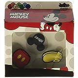 [クロックス] ジビッツ、シュ-アクセサリー、シューチャーム ミッキーマウス パック 3ピースパック Mickey Mouse Pack メンズ Free