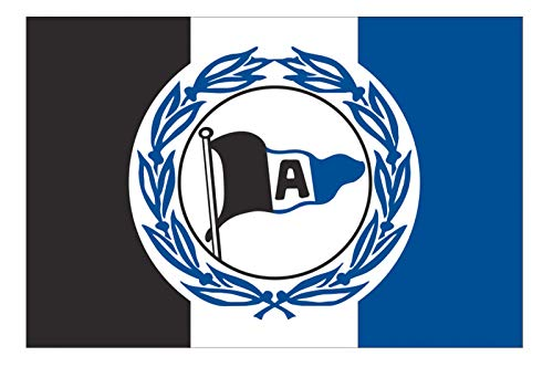 DSC ARMINIA BIELEFELD - Hissfahne Wappen 150x100cm