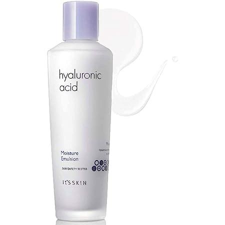 Skins Hyaluronic Acid Moisture Emulsion, Purple, 150 ml