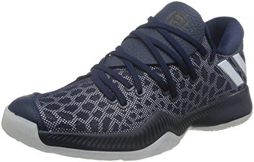 adidas adidas Unisex-Erwachsene Harden B/E Basketball Turnschuhe, blau (Maruni/Tinley/Ftwbla), 43 1/3 EU