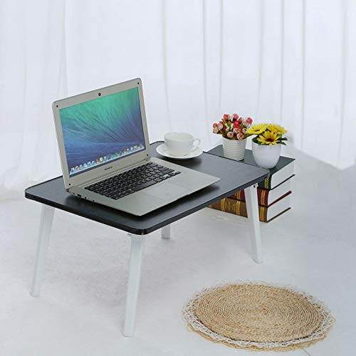 beenimed Multifunctional Laptop Desk, Lap Desk Tray Table Laptop Stand Portable Bed Desk Breakfast Tray for Bed Couch, Folding Lazy Computer Table