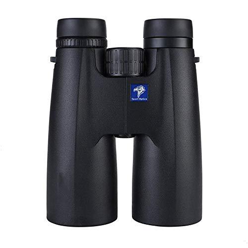 LIUCHANG 12x50 HD à Double Tube de Grand Tube Droit rempli de télescope étanche lumière à Faible Niveau extérieur de Vision Nocturne lumière hsvbkwm liuchang20