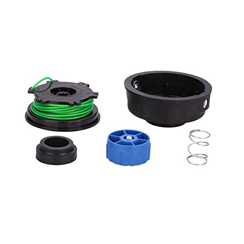 First4spares Replacement Spool Head Assembly For JCB & McCulloch Trimmers