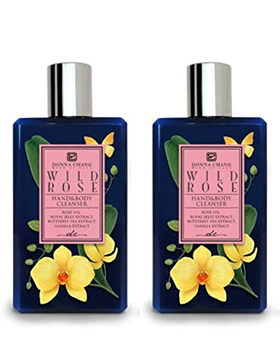 Donna New products world's highest quality popular Chang Wild Rose Shower Gel 2. ml x - 250 Year-end gift