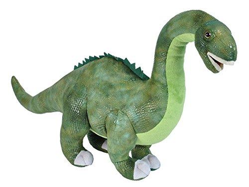 Wild Republic Kuscheltier Dino Diplodocus, Dinosaurier Plüschtier, Stofftier 63 cm, Multi, 22234