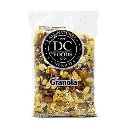 Granola DC Foods 5 bolsas de 200 gramos cada una