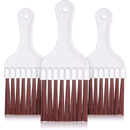 Air Conditioner Condenser Fin Cleaning Brush, Refrigerator Coil Cleaning Whisk Brush (3)