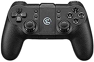 DJI Tello GameSir T1d - Drone Remote Control Tello, Compatible with iOS and Android, High Precision 3D Joysticks, GCM Connection, 360° Navigation, High-Speed Connection - Black by Dji