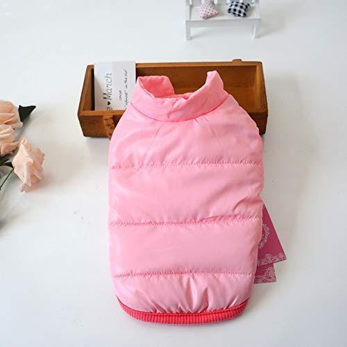 N/A Hundekleidung Hundeweste Mantel Winterjacke Hundekleidung Yorkshire Terrier, Pommerscher Pudel, Haustiere Kleidung Für Kleine Hundekostüme Halloween Weihnachts Chenkeweihnachts Chenke