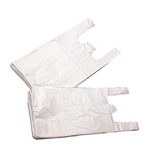 EUROXANTY® Bolsas de Plástico Tipo Camiseta | Alta resiste