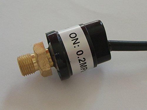 Reserveonderdelen voor airbrush-compressoren: drukventiel 2-3BAR