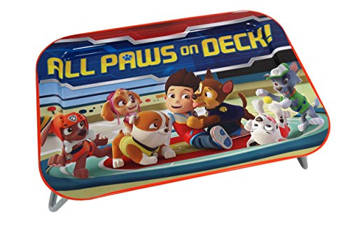 JayBeeCo PAW Patrol Children's Multipurpose Snack Activity Tray