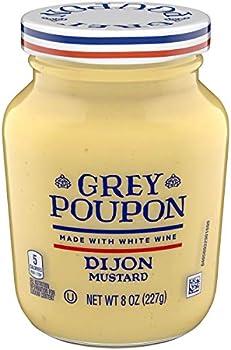 Grey Poupon, Dijon Mustard, 8 oz