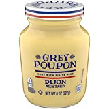 Grey Poupon Dijon Mustard (8 oz Jar)