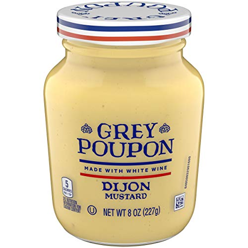 Grey Poupon, Dijon Mustard, 8 oz