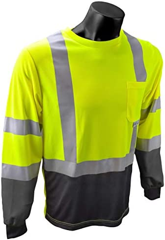 Radians ST21B-3PGS-XL Industrial Safety Super beauty product restock quality top! Shirt Long Sleeve mart