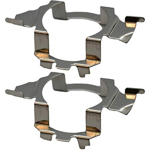 MCK Autoclip-adapter voor H7-LED-lampen, voor dim- of grootlicht, HID-converter, F20 F21 GA3R4
