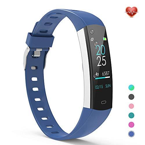 YoYoFit 2020 Version Slim Kids Fitness Tracker Heart Rate Monitor,...