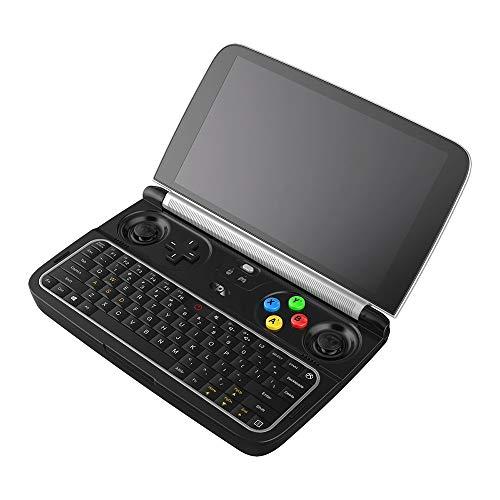 GPD Win 2 (128 GB) - Gaming Tablet Console con Windows 10, Schermo HD 6', Quad-Core Intel m3-7Y30 (64 Bit), RAM 8 GB DDR3, Wi-Fi, Bluetooth