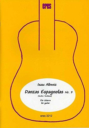 Sevilla : für 2 Gitarren Partitur und Stimmen