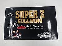アオシマ 124 西部警察 スーパーZ ガルウイング 限定ゴールドバージョン