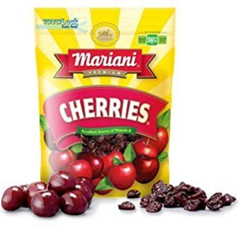 Mariani – Dried Cherries – 5oz Pouch – Pack of 4